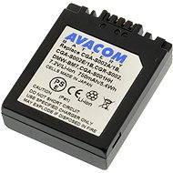 AVACOM Panasonic CGA-S002, DMW-BM7 Li-ion 7.2V 750mAh - Fényképezőgép akkumulátor
