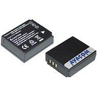 AVACOM Panasonic CGA-S007, DMW-BCD10 Li-ion 3.7V 1000mAh - Fényképezőgép akkumulátor