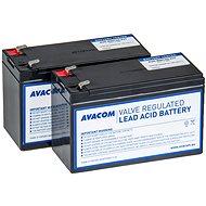 Avacom akkumulátor készlet RBC22 felújításhoz (2db elem) - Csere akkumulátor