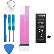 Avacom Apple iPhone 5s/5c-hez, Li-Ion 3.8V 1560mAh (616-0718 helyett) - Mobiltelefon akkumulátor