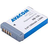 AVACOM Canon NB-13L helyett Li-Ion 3.6V 1250mAh 4.5Wh AVA - Fényképezőgép akkumulátor