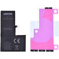 Avacom akku Apple iPhone X-hez Li-Ion 3,81V 2716mAh - Mobiltelefon akkumulátor