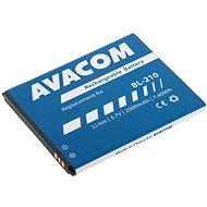 AVACOM - Lenovo A536 Li-Ion 3.7V 2000mAh (BL210 helyett) - Mobiltelefon akkumulátor