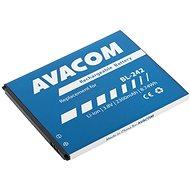 AVACOM - Lenovo A6000 Li-Ion 3.8V 2300mAh (BL242 helyett) - Mobiltelefon akkumulátor