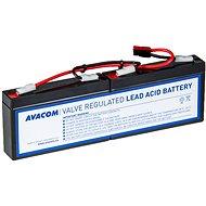 AVACOM tartalék az RBC18 helyett - akkumulátor az UPS-hez - Elem készlet