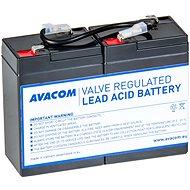 AVACOM csere akkumulátor RBC1 - UPS-hez - Akkumulátor