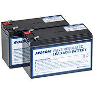 AVACOM csere UPS akkumulátor RBC32 - Elem készlet