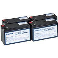 AVACOM RBC24 csere akkumulátor készlet (4 db akkumulátor) - Elem készlet