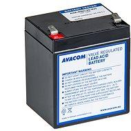 AVACOM RBC29 csere akkumulátor készlet (1 db akkumulátor) - Elem készlet