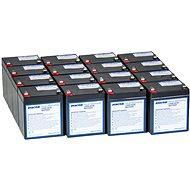 AVACOM RBC44 - APC helyettesítésére - Elem készlet