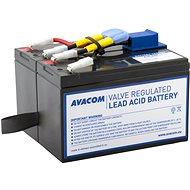AVACOM csere UPS akkumulátor RBC48 - Akkumulátor