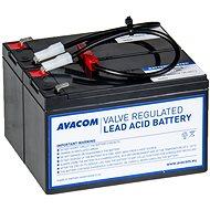 AVACOM csere UPS akkumulátor RBC5 - Elem készlet