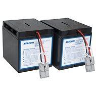 AVACOM helyettesítő UPS akkumulátor RBC55 - Akkumulátor