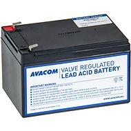 AVACOM csere UPS akkumulátor RBC4 - Elem készlet