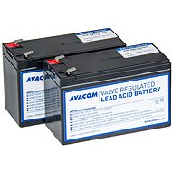 AVACOM RBC123 (2db elem) Csere - Akkumulátor