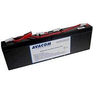 AVACOM Akku RBC18 helyett - UPS akku - Tartalék akkumulátor
