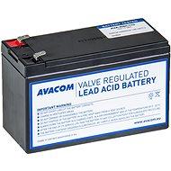 AVACOM RBC110 pót akkumulátor - UPS akkumulátor - Akkumulátor