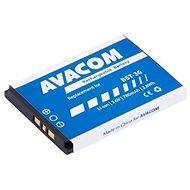 AVACOM akkumulátor Sony Ericsson J300, W200 készülékekhez, Li-Ion 3,7V 780mAh (BST-36 helyett) - Mobiltelefon akkumulátor