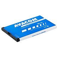AVACOM akkumulátor Nokia E55, E52, E90 készülékekhez, Li-Ion 3,7V 1500mAh (BP-4L helyett) - Mobiltelefon akkumulátor