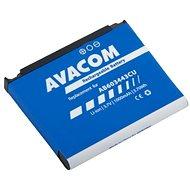 AVACOM akkumulátor Samsung SGH-G800, S5230 készülékekhez, Li-Ion 3,7V 1000mAh (AB603443CU helyett) - Mobiltelefon akkumulátor