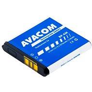 AVACOM akkumulátor Nokia 6233, 9300, N73 készülékekhez, Li-Ion 3,7V 1070mAh (BP-6M helyett) - Mobiltelefon akkumulátor