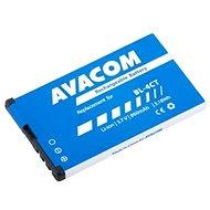 AVACOM - Nokia 5310 XpressMusic Li-Ion 3,7V 860mAh (pót BL-4CT) - Mobiltelefon akkumulátor