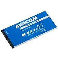 AVACOM akkumulátor Nokia Lumia 630, 635 készülékekhez, Li-Ion 3,7V 1500mAh (BL-5H helyett) - Mobiltelefon akkumulátor