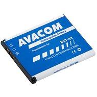 AVACOM akku Sony Ericsson U100, Elm készülékhez Li-Ion 3.7V 1000mAh (BST-43 helyett) - Mobiltelefon akkumulátor