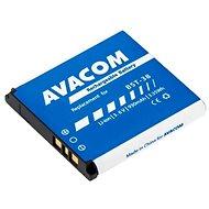 AVACOM Sony Ericsson S510i, K770 készülékekhez, Li-Ion 3,6V 930mAh (BST-38 helyett) - Mobiltelefon akkumulátor