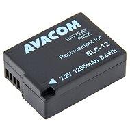 AVACOM a Panasonic DMW-BLC12 Li-Ion 7,4V 1200mAh 8,6Wh-hoz - Fényképezőgép akkumulátor