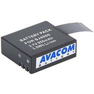 AVACOM Sjcam Li-Ion 3,7V 950mAh  3.5Wh Action Cam 4000, 5000, M10-hez - Kamera akkumulátor