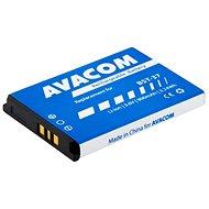 AVACOM akkumulátor Sony Ericsson K750, W800 készülékekhez, Li-Ion, 3,7 V, 900 mAh, (BST-37) - Mobiltelefon akkumulátor