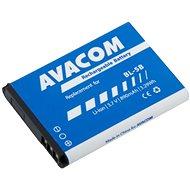 AVACOM for Nokia 3220, 6070, Li-Ion 3.7V 890mAh (BL-5B helyett) - Laptop-akkumulátor