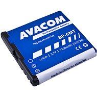 AVACOM Nokia E51, N81, N81 8GB, N82, Li-ion 3,6V 1100mAh (BP-6MT helyett) - Mobiltelefon akkumulátor