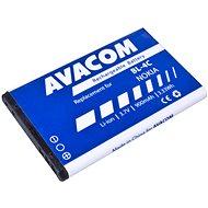 AVACOM Nokia 6300 Li-ion 3.7V 900mAh (BL-4C helyett) - Mobiltelefon akkumulátor