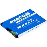 AVACOM akkumulátor Nokia N8, E7 készülékekhez, Li-ion, 3,7 V, 1200 mAh (BL-4D helyett) - Laptop-akkumulátor