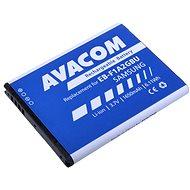 AVACOM akkumulátor Samsung i9100 készülékhez, Li-ion, 3,7 V, 1650 mAh - Mobiltelefon akkumulátor