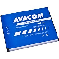 AVACOM Sony Ericsson K550i, K800, W900i Li-Ion 3.7V 950mAh (BST-33 helyett) - Mobiltelefon akkumulátor