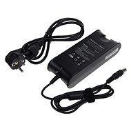 Adapter AVACOM töltőadapter Dell laptophoz, 65W 19,5V 3,34, 7,4 mm x 5,0 mm-es nyolcszögletű csatlakozóval - Adapter
