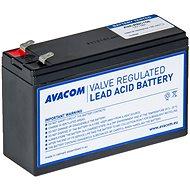 AVACOM tartalék az RBC106 helyett - akkumulátor az UPS-hez - Akkumulátor