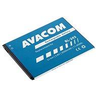 AVACOM Lenovo A7000 Li-Ion 3,8V 3000mAh (BL243 helyett) - Mobiltelefon akkumulátor