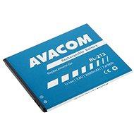 AVACOM Lenovo S580 Li-Ion 3,8V 2000mAh (BL212 helyett) - Mobiltelefon akkumulátor