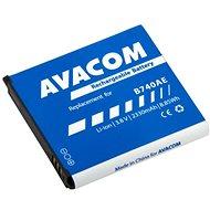 AVACOM Samsung S4 Zoom Li-Ion 3,8V 2330mAh (B740AE helyett) - Mobiltelefon akkumulátor