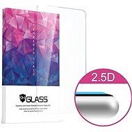 Icheckey 2.5D Silk Tempered Glass Protector Honor 8X készülékhez, fehér - Képernyővédő