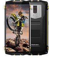 Blackview GBV6800 Pro sárga - Mobiltelefon