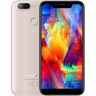 iGET Ekinox K5 arany - Mobiltelefon