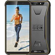 Blackview GBV5500 Plus sárga - Mobiltelefon