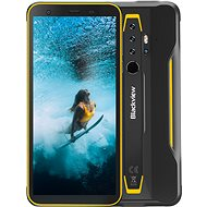 Blackview GBV6300 Pro sárga - Mobiltelefon