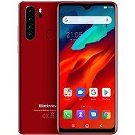 BlackView GA80 Plus piros - Mobiltelefon