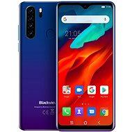 BlackView GA80 Plus kék - Mobiltelefon